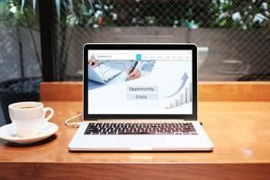 網頁設計-企業併購大平台