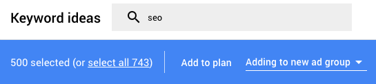 How to Use Google Keyword Planner 24