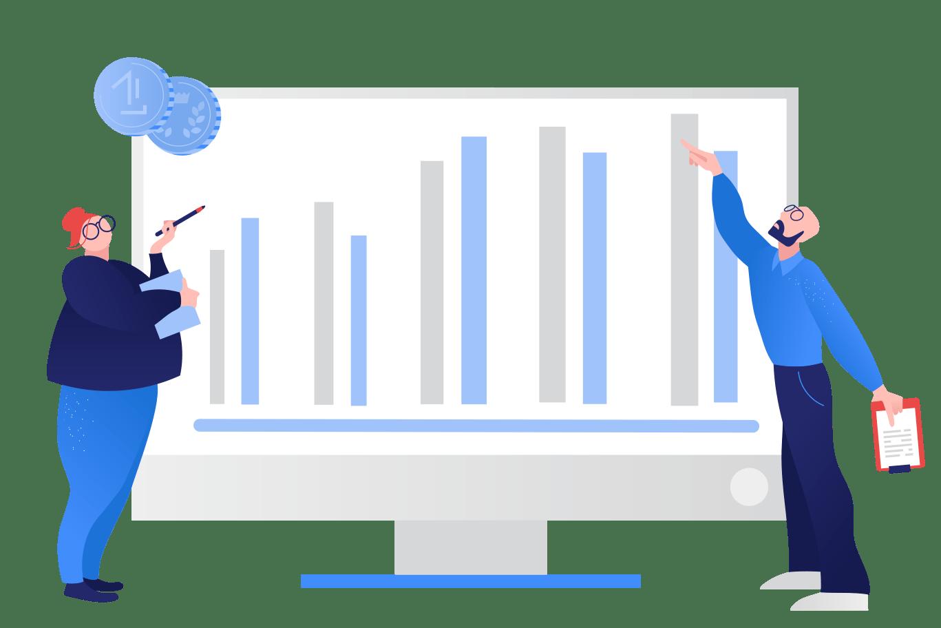 clip financial report
