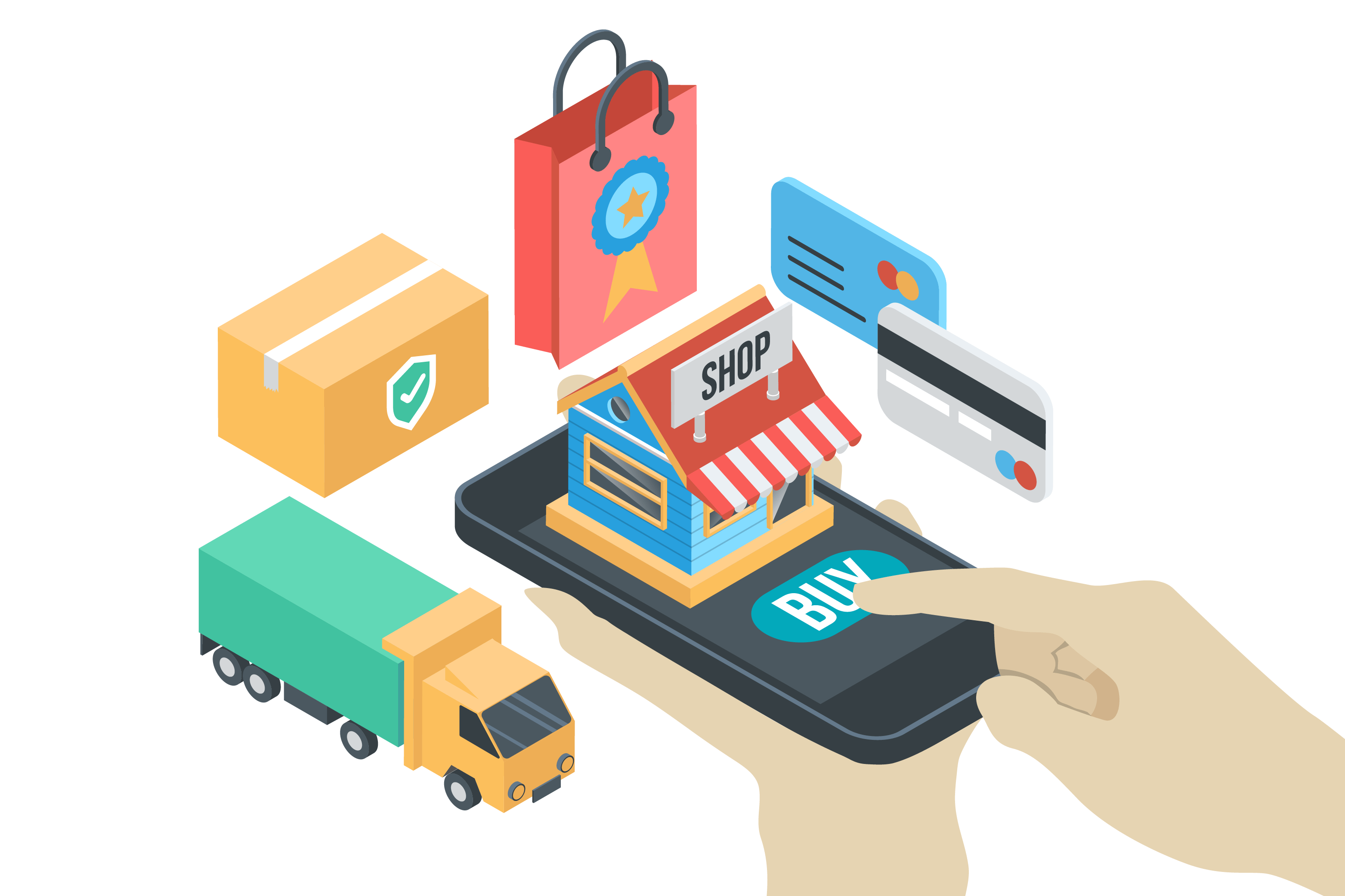 Shopify購物網站設計