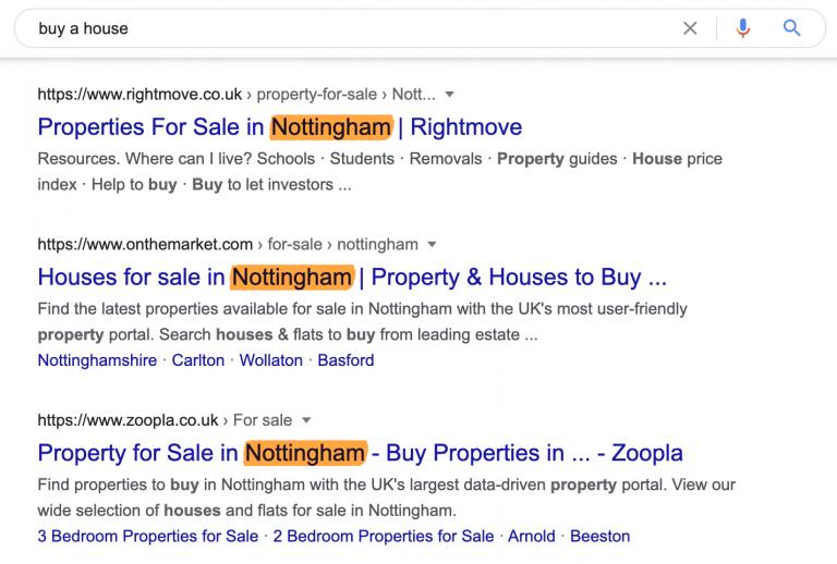 15 buy a house